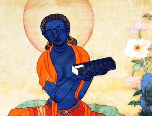 What is the significance of Samantabhadra's Aspiration to Noble Deeds?